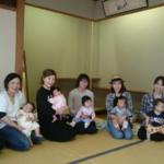 【開催報告】赤ちゃんとのふれあい体験会