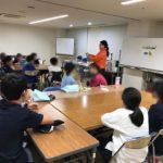 千里子どもメディカルラリーで防災講座をさせて頂きました。