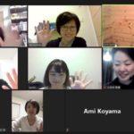 (部会)OG部のミーティングがスタートしました。