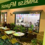 9月9日ハニーFMに出演させていただきました。